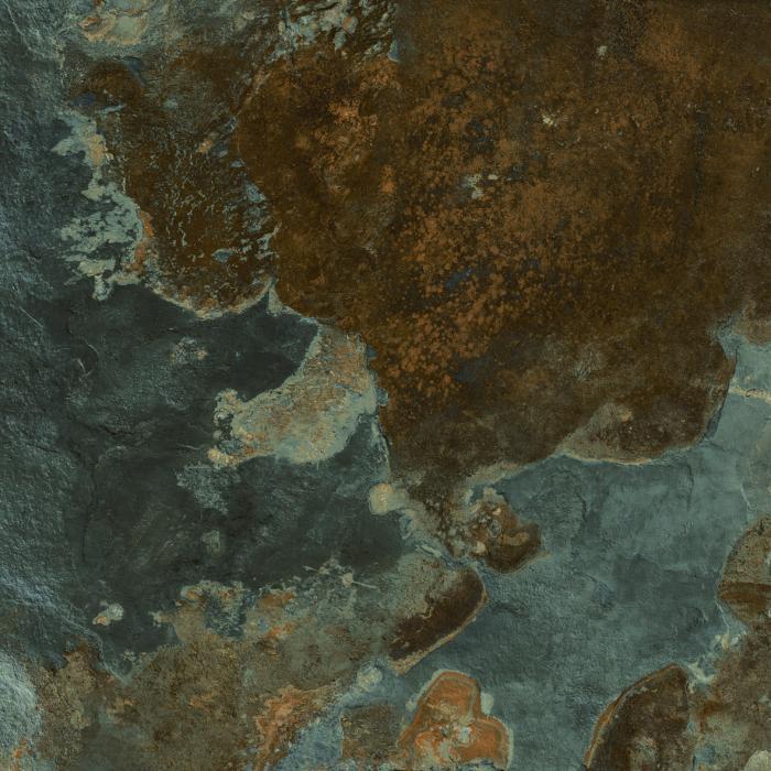Текстура плитки NuSlate Rajah Nat 60,5x60,5
