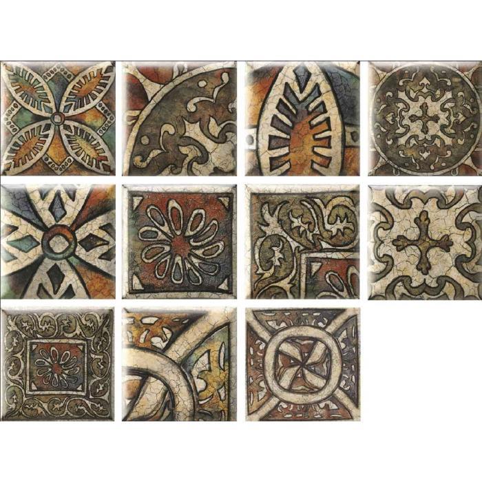 Текстура плитки Decor Davinci 15x15
