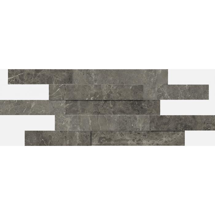 Текстура плитки Рум Грэй Брик 3D 28x78 (0,164м2)