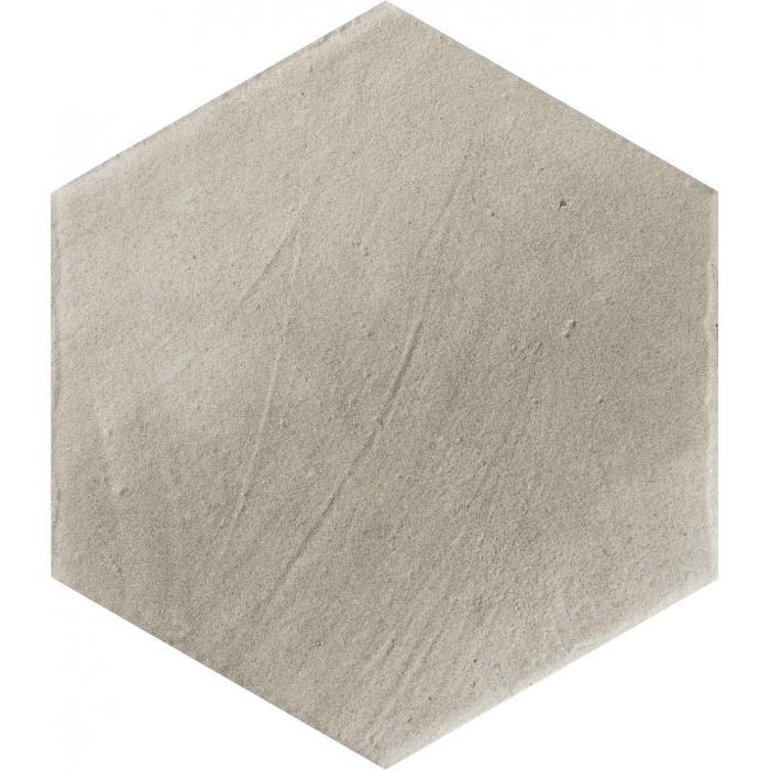 Текстура плитки Hexx Universum Crema Heksagon 26x26