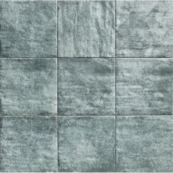Текстура плитки Mandala Green 20x20