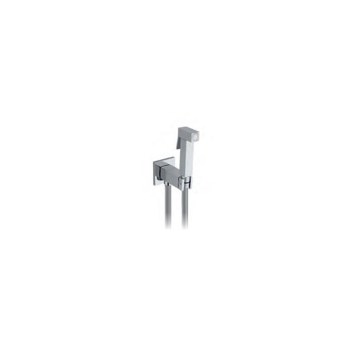Фото сантехники Intimixer Гигиенический душ для холодной или предв.смешанной воды GRB Intimixer QUADRO, хром