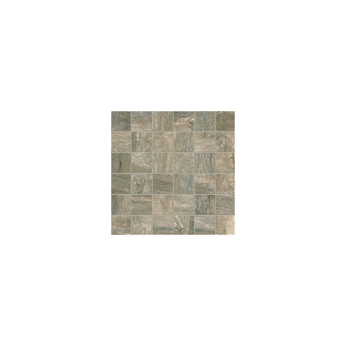 Текстура плитки Icon Mosaico Almond (Tes 5x5) Lap.Ret. 30x30