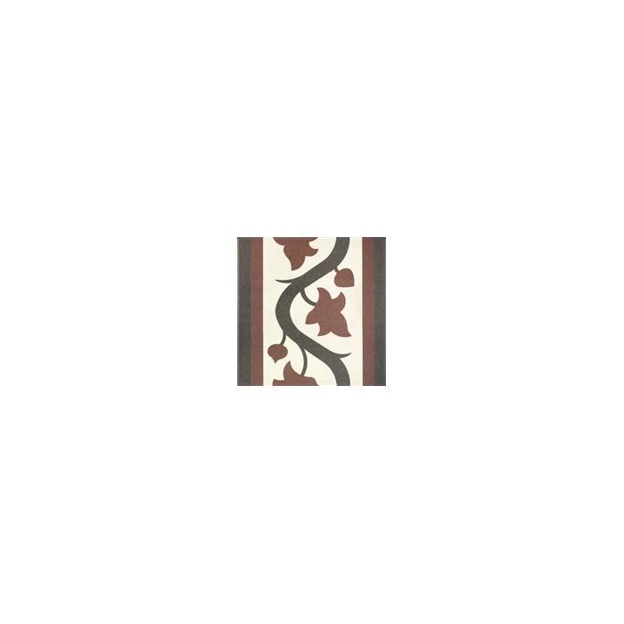 Текстура плитки Cenefa Victorian Deco 20x20