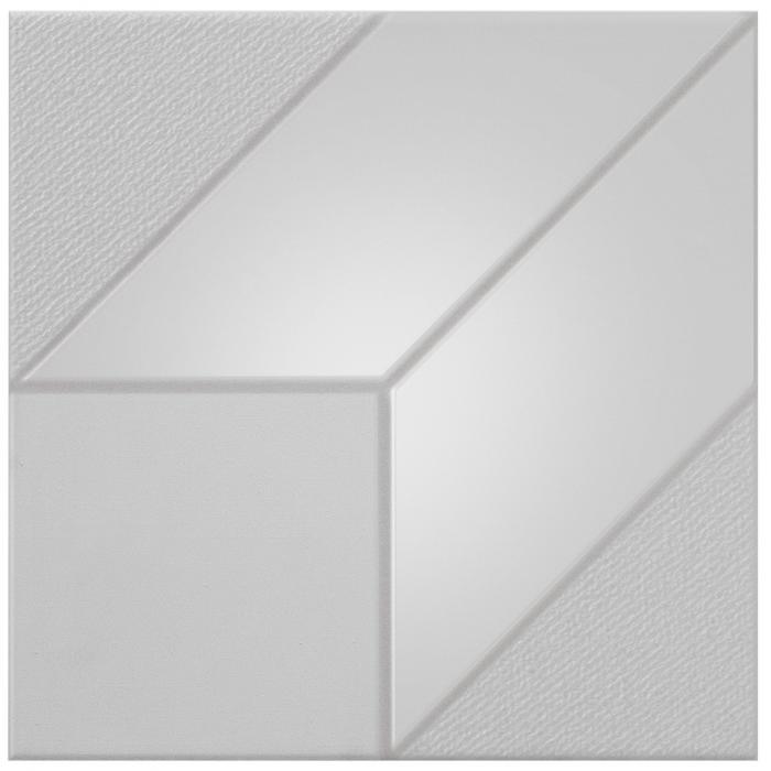 Текстура плитки Iso Grey Cube 30x30