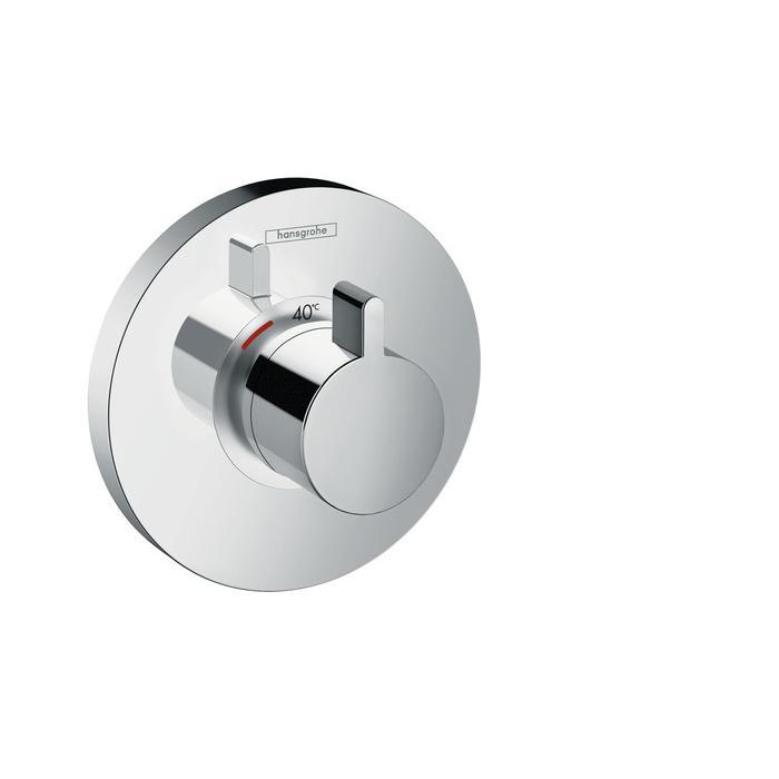 Фото сантехники Shower Select S Highflow Термостат, цвет хром