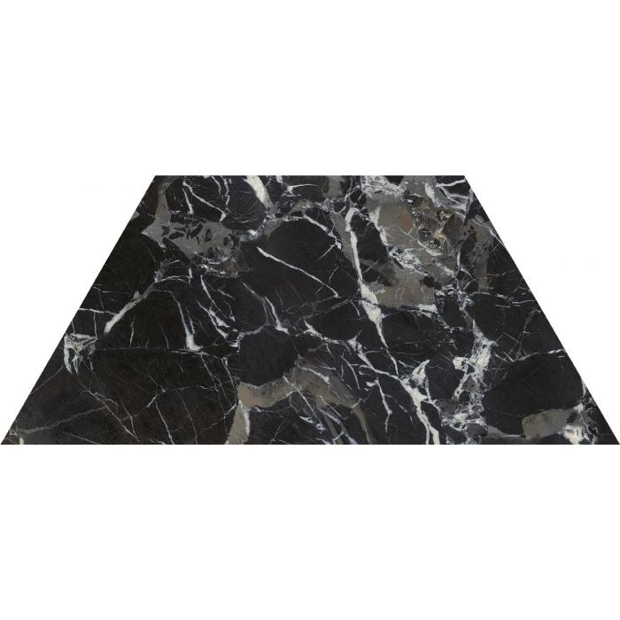 Текстура плитки Trap.Laurent Black/34,5x15/EP 34,5x15