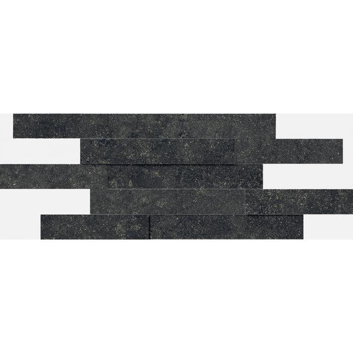 Текстура плитки Рум Блэк Брик 3D 28x78 (0,164м2)