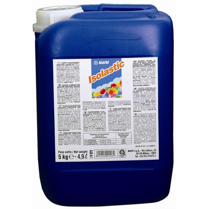 Строительная химия Isolastic  5 kg латексная добавка для клея