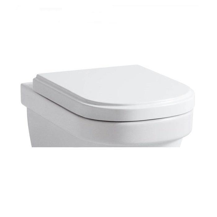 Фото сантехники Lb3 Сиденье для унитаза, Soft Close цвет белый