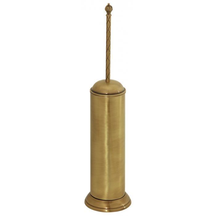 Фото сантехники Cleopatra Ершик напольный, металл, бронза