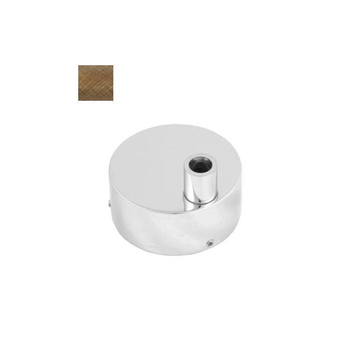Фото сантехники Коробка для подключения скрытой эл.проводки, цвет состаренная бронза