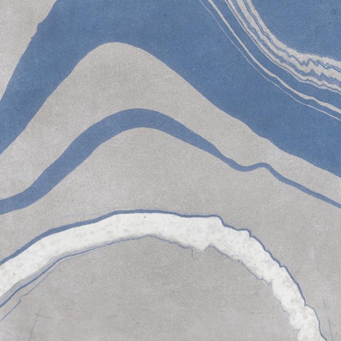 Текстура плитки Canvas Blue 22.3x22.3