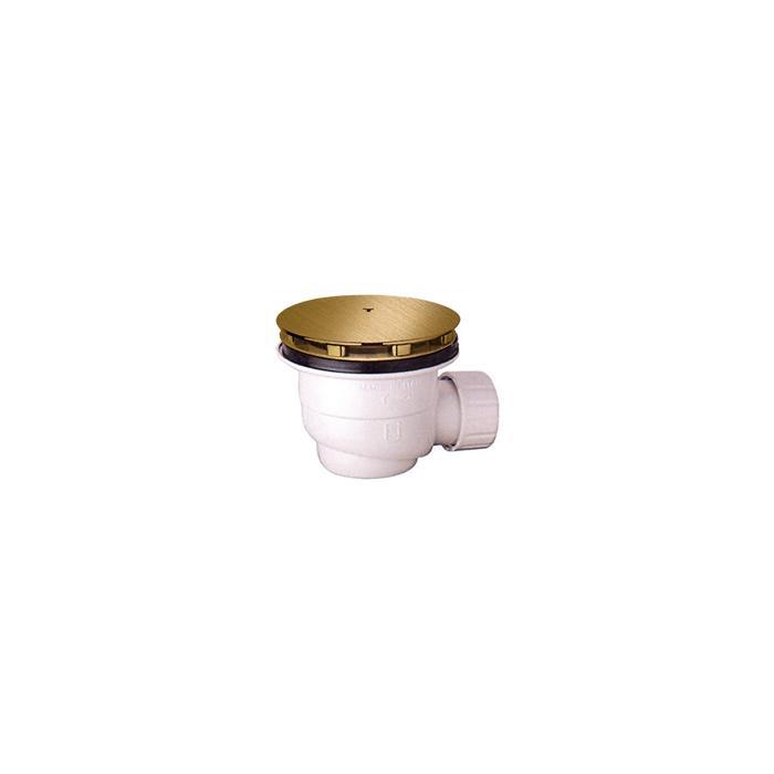 Фото сантехники Ricambi Сифон для душевой кабины, бронза