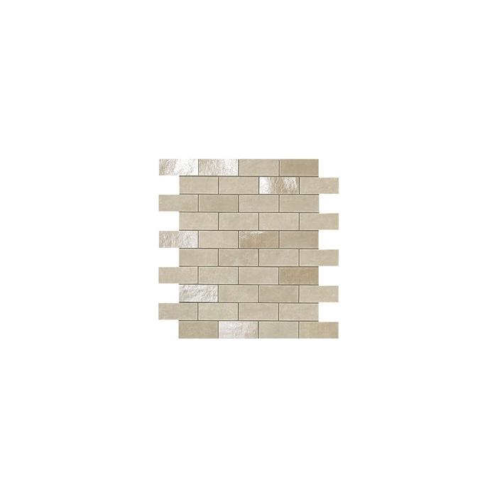 Текстура плитки Ewall Suede MiniBrick 30.5x30.5