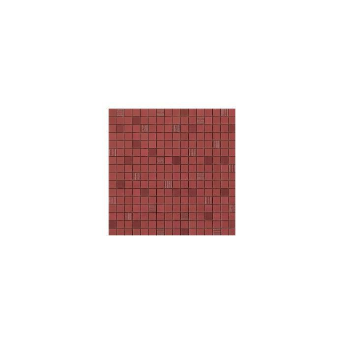 Текстура плитки Mark Cherry Mosaic 30.5x30.5