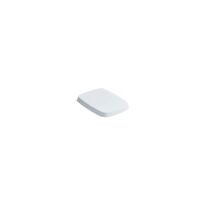 Фото сантехники Evolution Сидение для унитаза, белое, с микролифтом