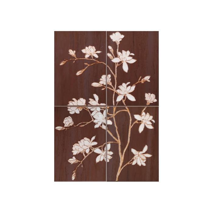 Текстура плитки Sakura Braz 1 Panno 50x72