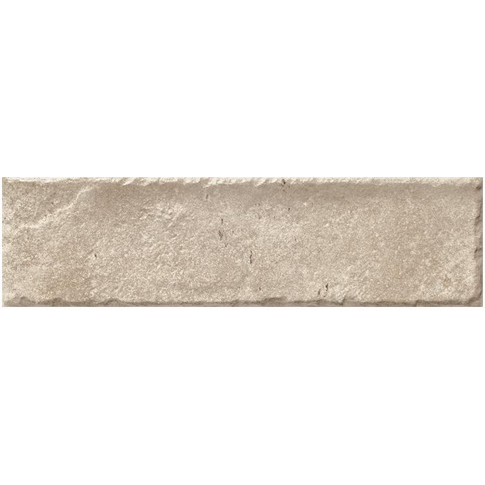 Текстура плитки Scandiano Ochra Elewacja (толщина 11 мм) 6.6x24.5