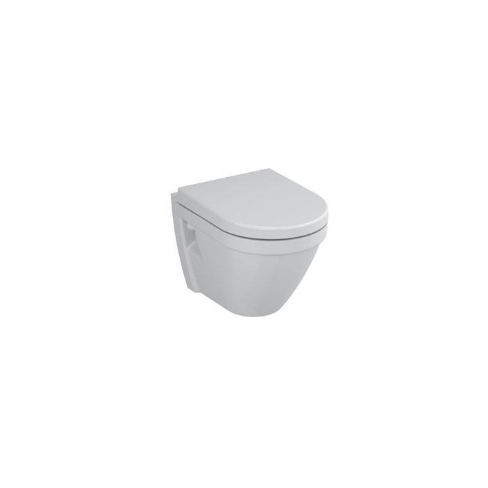 Фото сантехники S50 Унитаз подвесной 48см, цвет белый