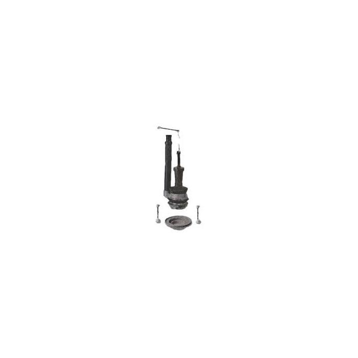 Фото сантехники Ricambi Сливной механизм(моноблок/низкая труба D50/d32), механический (тросик), без кнопки