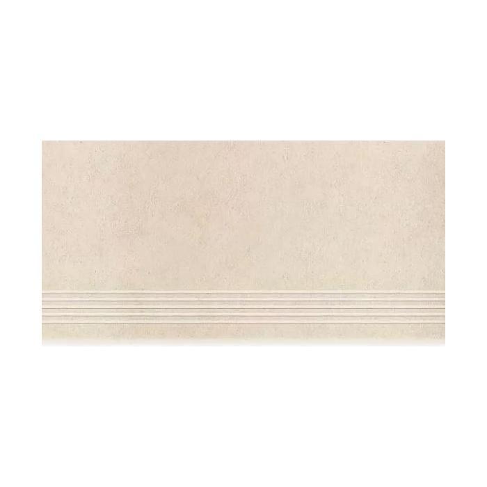 Текстура плитки Имэджин Уайт Ступень 30x60 (29.7x59.6)