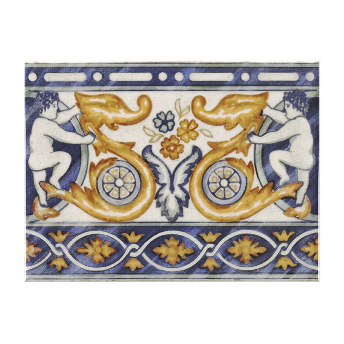 Текстура плитки Cenefa Aranjuez 20x15