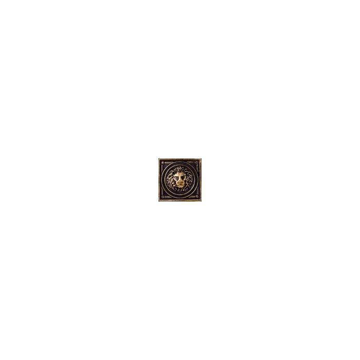Текстура плитки Лев Бронза 5x5 - 2