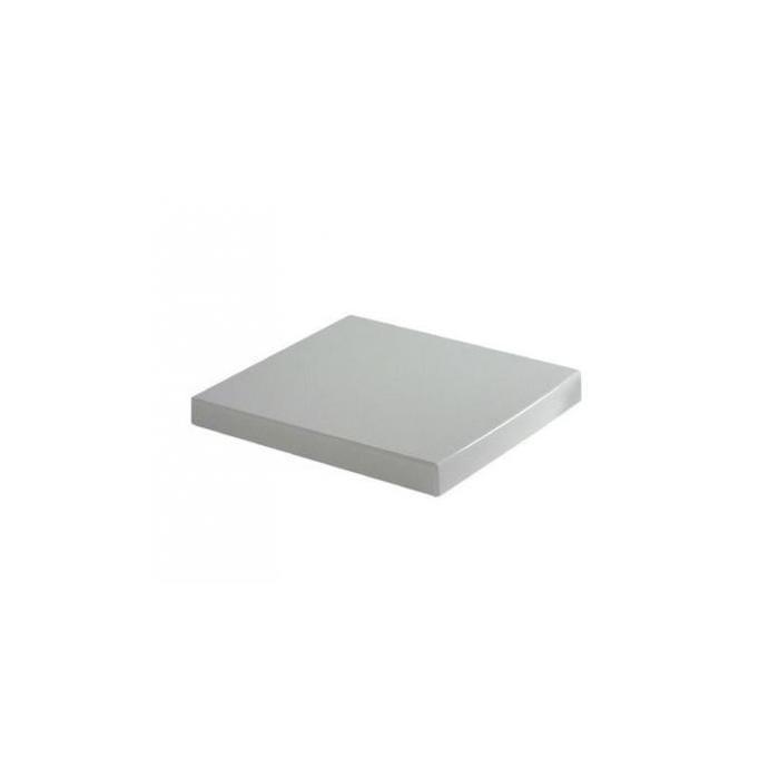 Фото сантехники Сиденье для унитаза softclose, цвет белый - 2