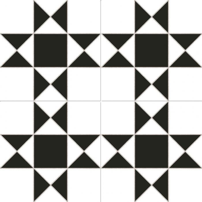 Текстура плитки Cardiff White 45x45
