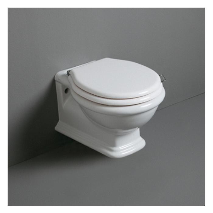 Фото сантехники Lante Унитаз подвесной, цвет белый