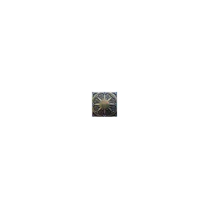 Текстура плитки Солнце Бронза 5x5 - 2