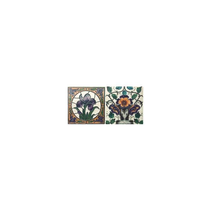 Текстура плитки Decor Mirafiore 1 15x30