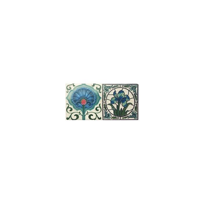 Текстура плитки Decor Mirafiore 2 15x30