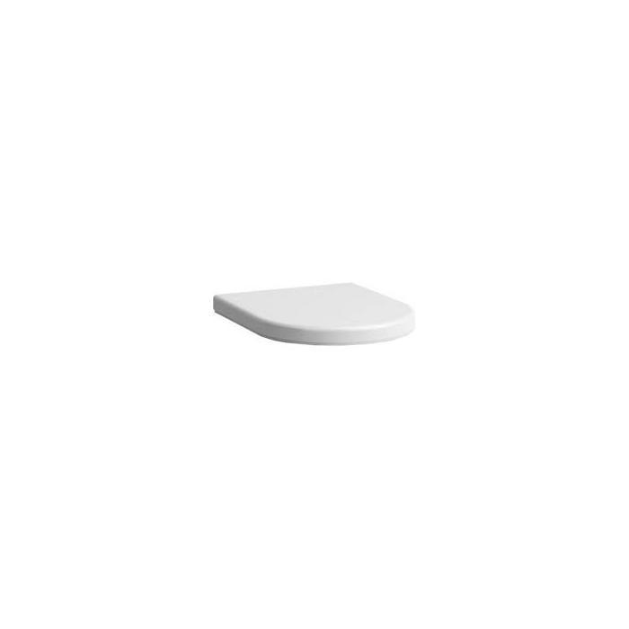 Фото сантехники Pro Сиденье с крышкой, с микролифтом, цвет белый, - 2