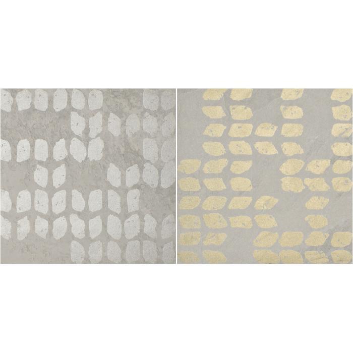 Текстура плитки Decoro Tracce3 Slate Perla 20x20