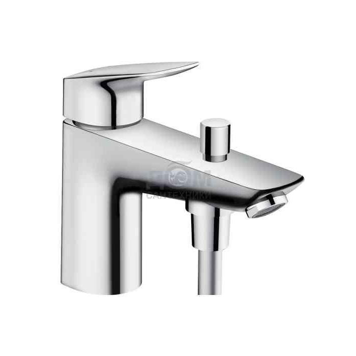 Фото сантехники Logis Смеситель для ванны/душа, цвет хром
