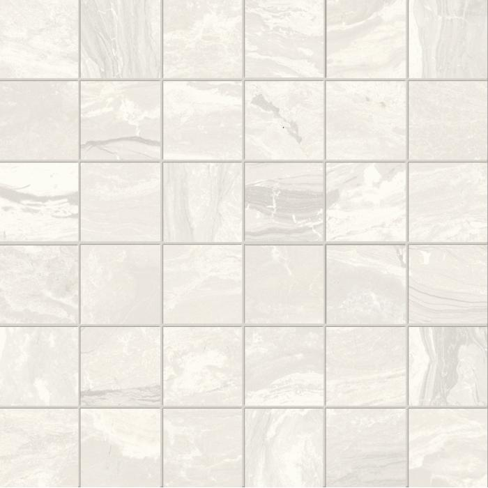 Текстура плитки Castle Mosaico Balmoral Lap Ret (5x5) 30x30