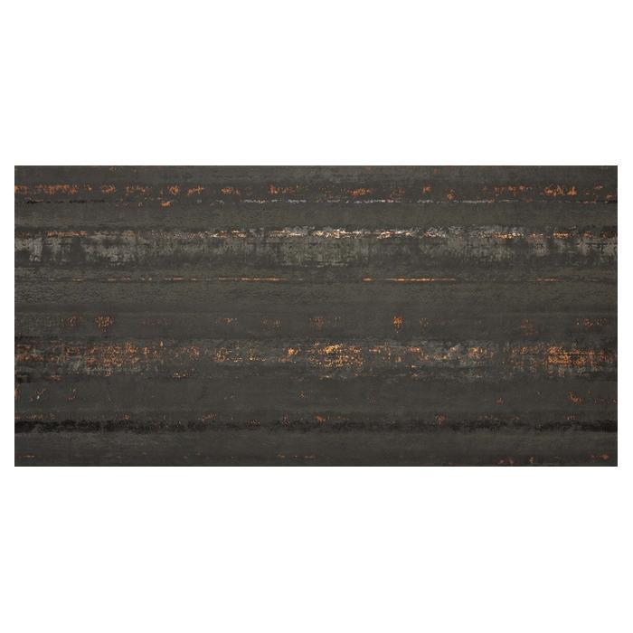 Текстура плитки Ewall Moka Gold Stripes 40x80