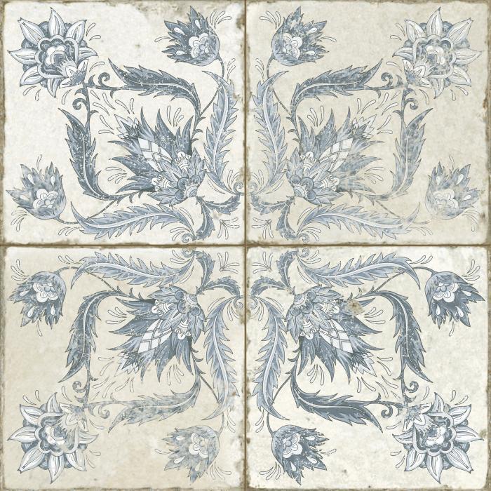 Текстура плитки FS Ivy Blue 45x45