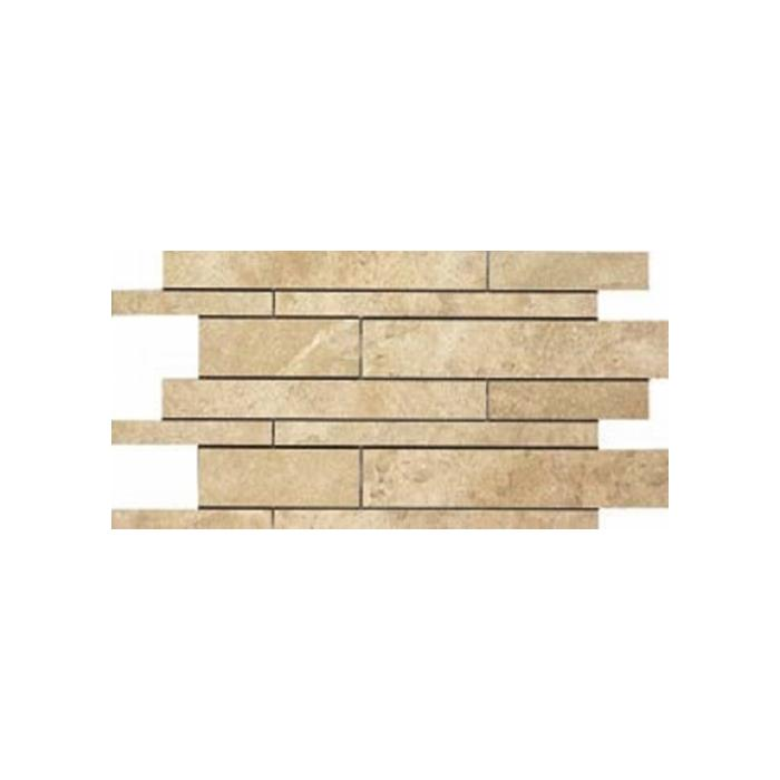 Текстура плитки Stone Mix Limestone Honey Muretto 30x60