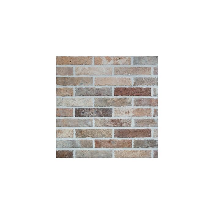 Текстура плитки Tribeca Multicolor Brick 6x25