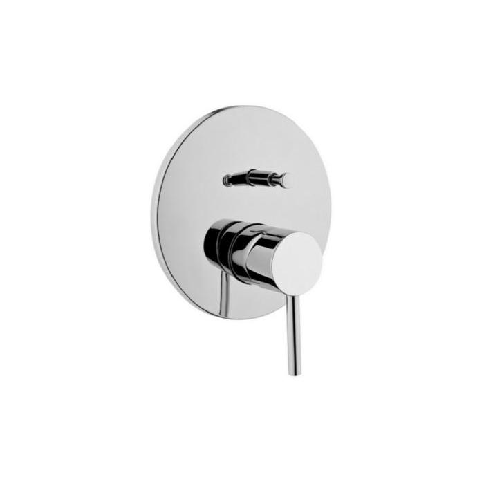 Фото сантехники Minimax S Смеситель для ванныдуша наружная часть, хром