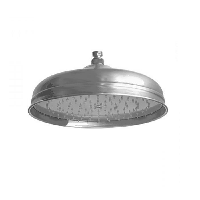 Фото сантехники Roma Верхний душ d-200 mm антикальций, цвет хром