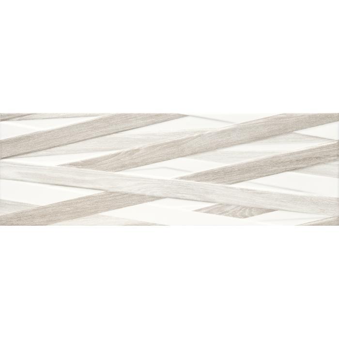Текстура плитки Elia Brown B Struktura 25x75