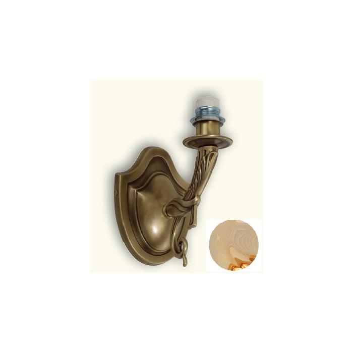Фото сантехники Основание светильника (Цоколь Е14), без абажура, золото