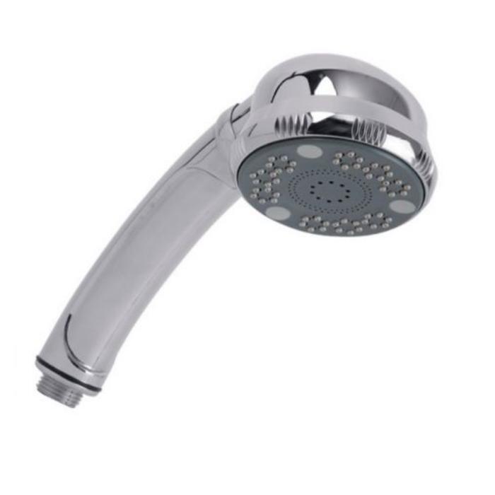 Фото сантехники Ricambi Ручной душ 3х позиционный, цвет хром