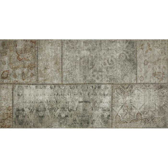 Текстура плитки Rug Ornato Ceniza 50x100