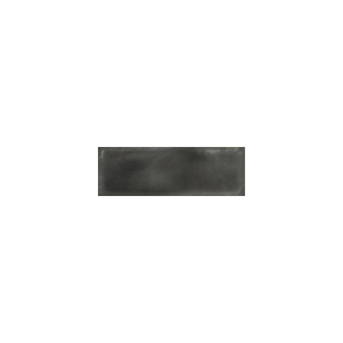 Текстура плитки Camp Army Glaze Black 10x30