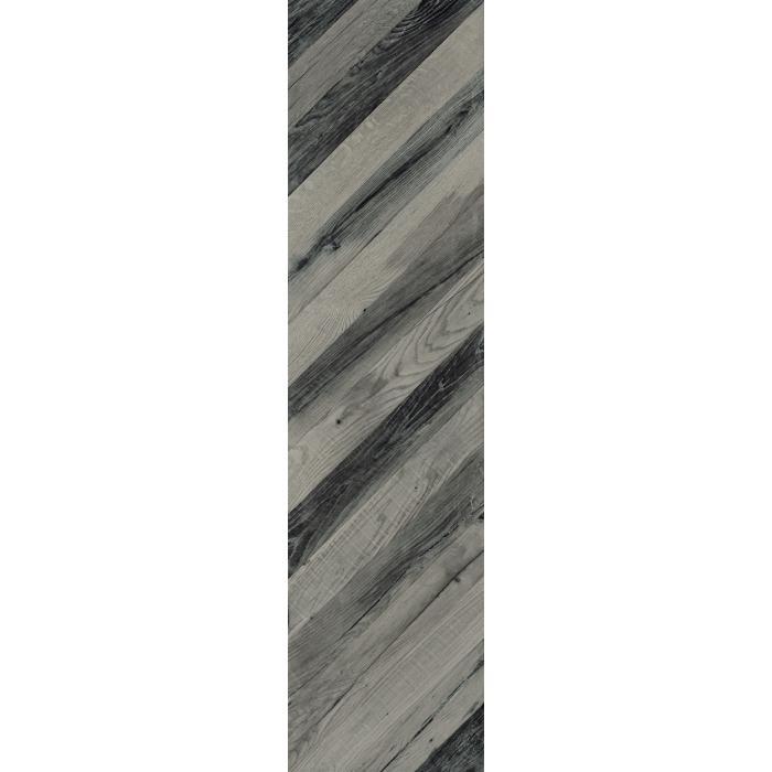 Текстура плитки Chevron Gris R 37.5x150